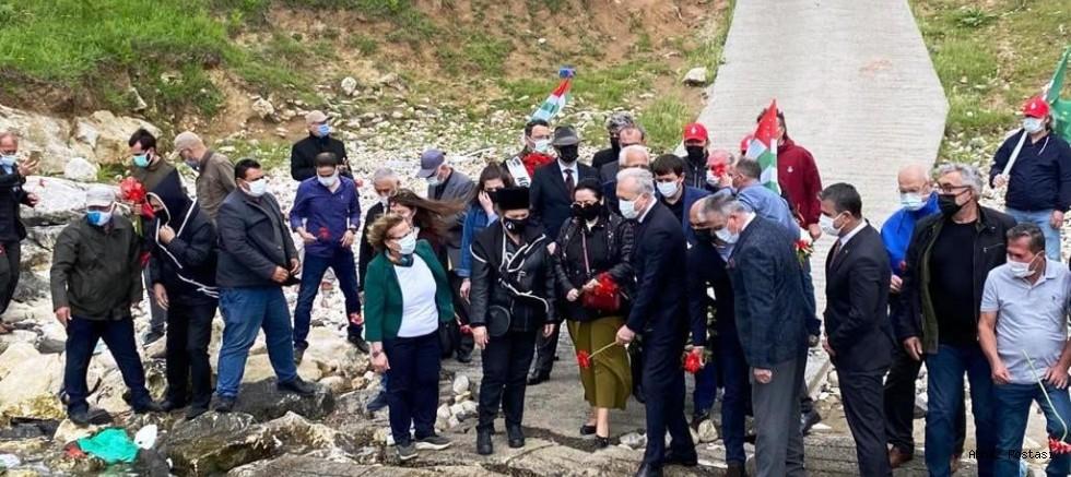 21 Mayıs 1864 Sürgün Anma Günü Türkiye ve Anavatan Abhazya'da Anıldı.