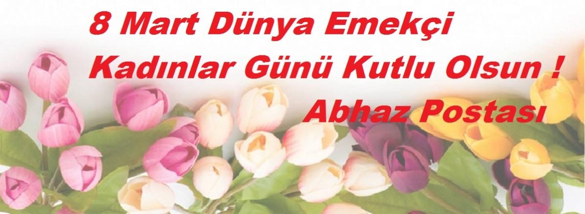 8 Mart Dünya Emekçi Kadınlar Günü Kutlu Olsun.