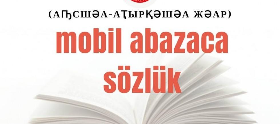 Abazaca Android Mobil Sözlük