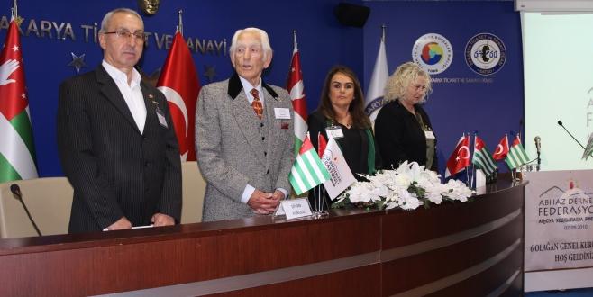 Abhaz Dernekleri Federasyonu 6. Olağan Genel Kurulu Tamamlandı.