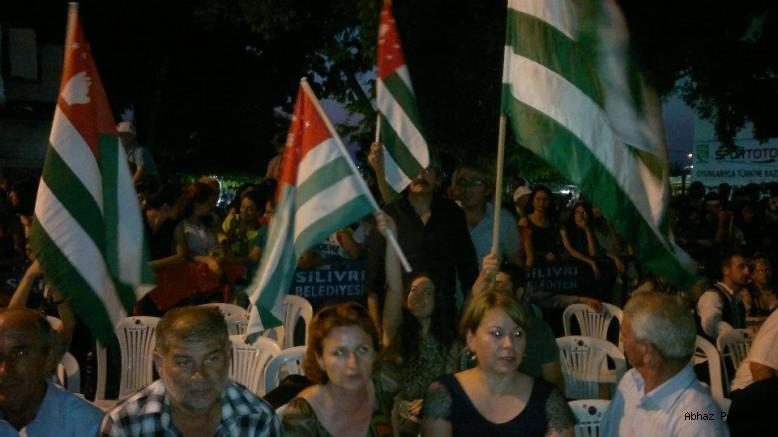 Abhaz Dernekleri Federasyonu Bayrak Günü Münasebeti İle Albüm Hazırlıyor.