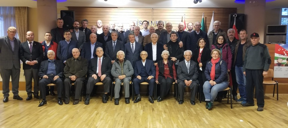 Abhaz Dernekleri Federasyonu Onur ve Danışma Kurulu 6. Dönem 1.Toplantısı Yapıldı