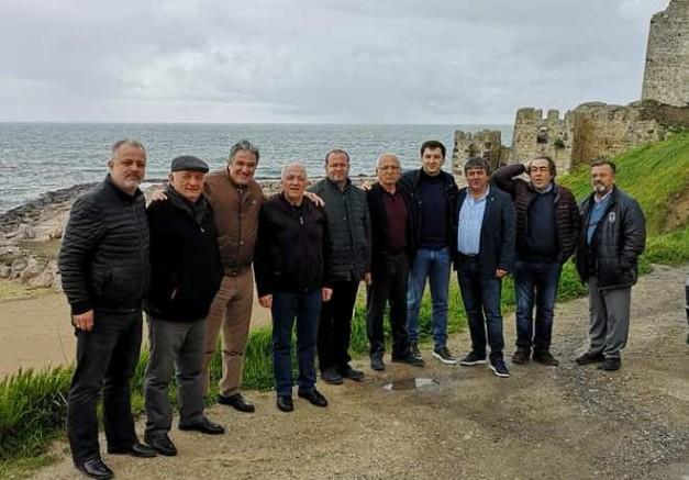Abhaz Dernekleri Federasyonu Sinop Yolunda: