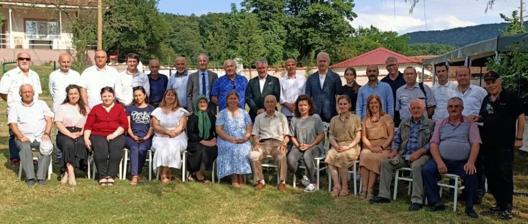 Abhaz –Fed Yönetim Kurulu Dönemlerinin 20. Olağan Toplantısını Düzce'nin Halil Bey Köyünde Gerçekleştirdi.