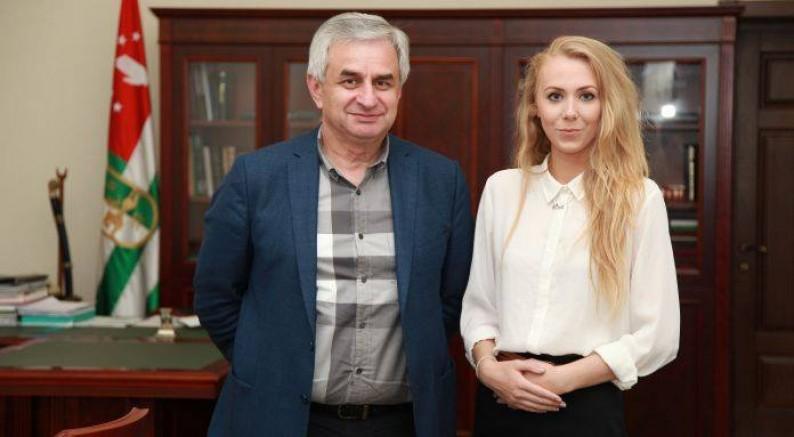 Abhazya Cumhuriyeti Devlet Başkanı Sayın Raul Hacımba İle Söyleşi.