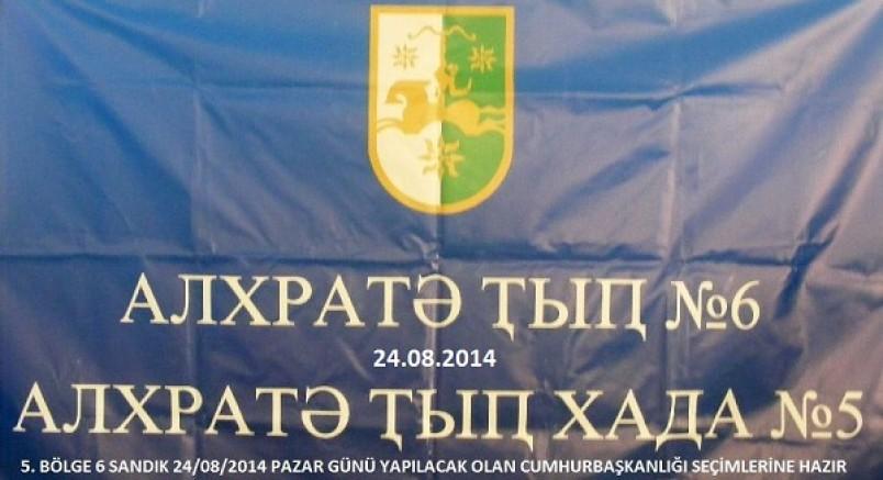 Abhazya Cumhuriyeti Devlet Başkanlığı Seçimleri 25 Ağustos 2019 Tarihinde Yapılacak.