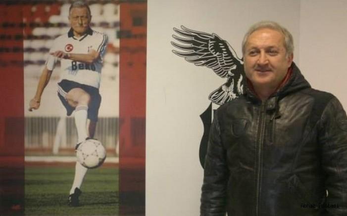 Abhazya Cumhuriyeti Türkiye Temsilcisi İbrahim Avidzba Oldu