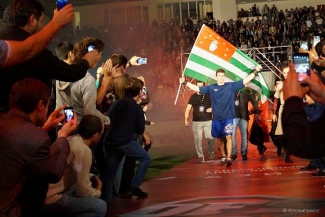 Abhazya'da Yapılan Uluslararası OFS-9 Dövüş Turnuvası Sona Erdi