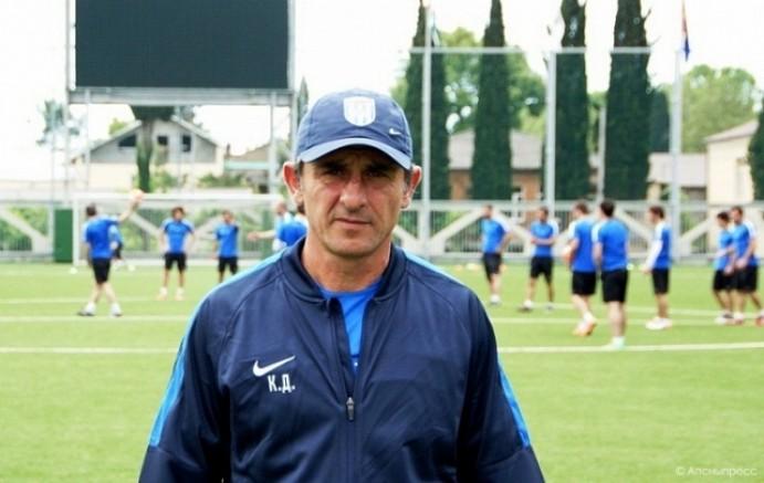 Abhazya Futbol Federasyonu Başkanlığına Cuma Kvaratskhelya Seçildi.