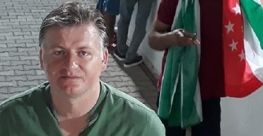 Ali Ansba, Suhum  Narta Takımının Teknik direktörü oldu.