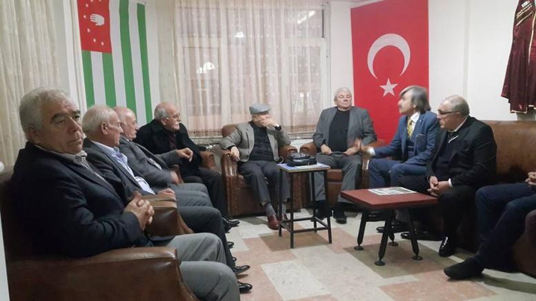 Bilecik Abhaz Derneği Genel Kurul Yaptı.