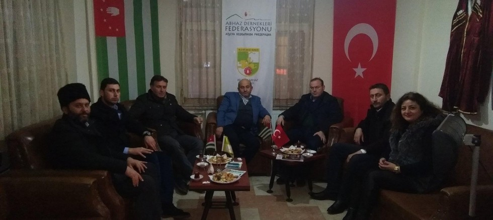 Bilecik Abhaz Kültür Derneği Haftasonu Görüşmeleri Sürüyor.