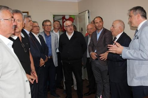 Çaycuma Karaelmas Abhaz Kültür Derneği Açıldı.