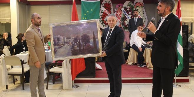 Düzce Abhaz Kültür Derneği Dayanışma Gecesi Yapıldı