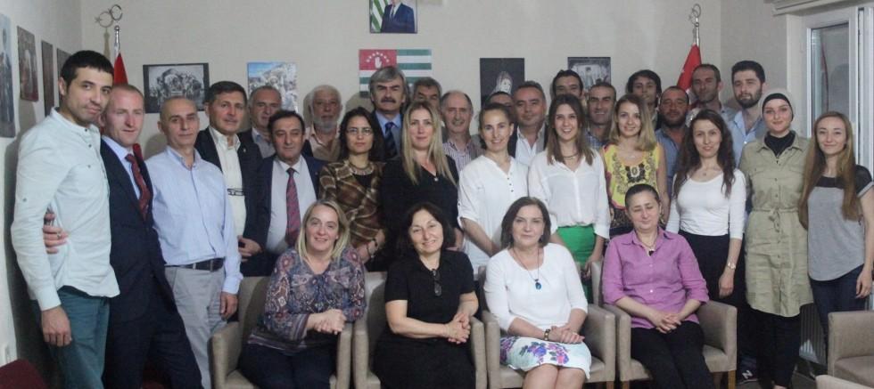 Eskişehir Abhaz Kültür Derneği Eğlence İçerikli Tüm Aktivitelerini Durdurdu.