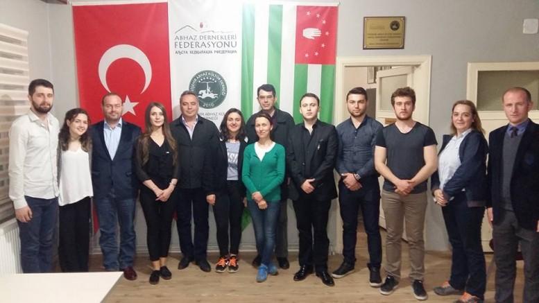 Eskişehir Abhaz Kültür Derneği Olağan Genel Kurul Yaptı.
