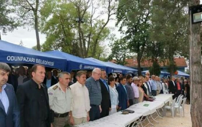 Eskişehir Siyasileri Etkinliğe Büyük İlgi Gösterdi.