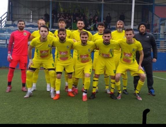 FK 1864 ATAŞEHİR KARŞILANMASI 4-2 SONUÇLANDI.