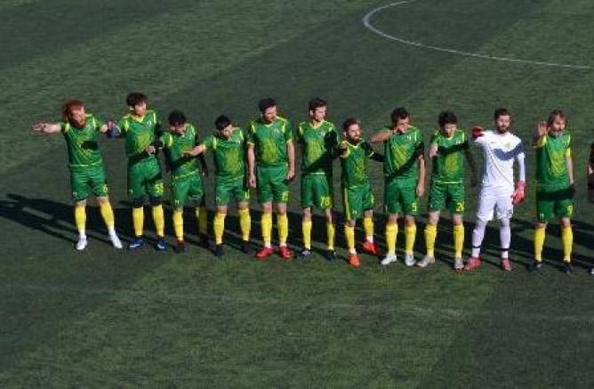 FK 1864 – SAPANBAĞLARI MAÇ SONUCU: 0-1