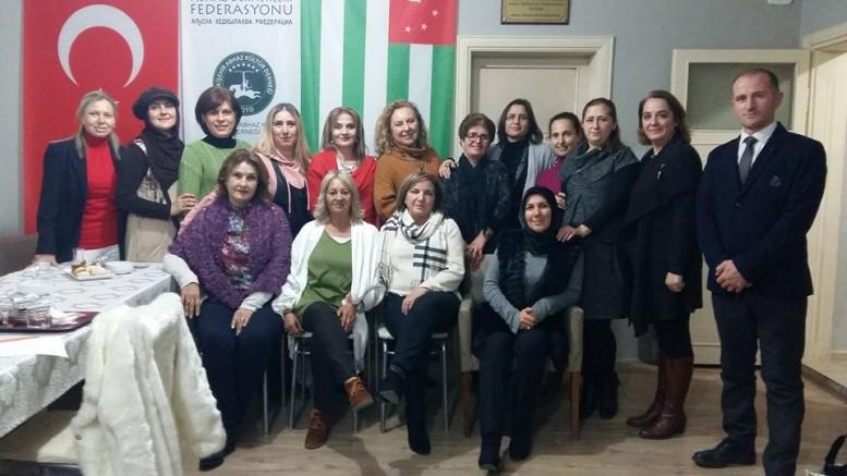 Gelecek Bizim. Eskişehir Abhaz Kültür Derneği