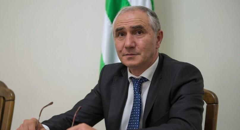 Gennady Gaguliya'nın Vefatı Nedeniyle Boşalan Abhazya Cumhuriyeti Başbakanlığına Valerii Bganba Atandı.