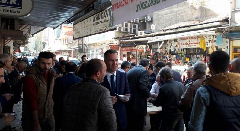 İnegöl Abhaz Kültür Derneği Aşure Günü Düzenledi.
