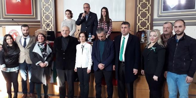 İnegöl Abhaz Kültür Derneği Olağanüstü Kongresi Tamamlandı.