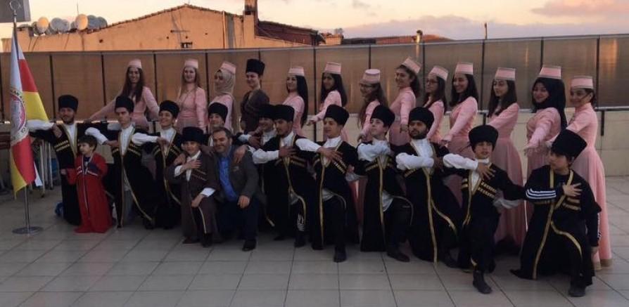 Oset Alan Kültür Derneği 2. Kuruluş Yıl Dönümü Gecesi 07.05.2017