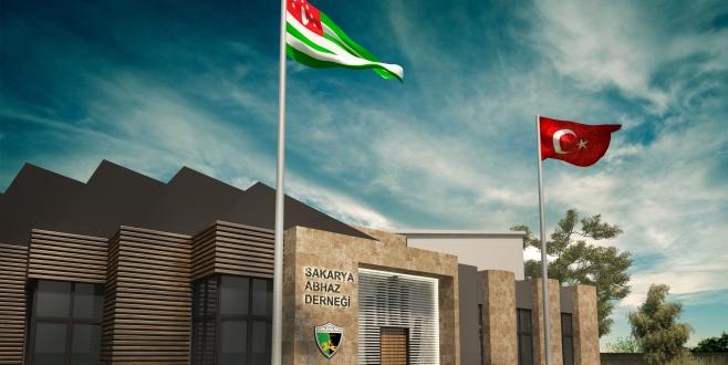 Sakarya Abhaz Derneği, Kültür Merkezi binasına kavuşuyor…