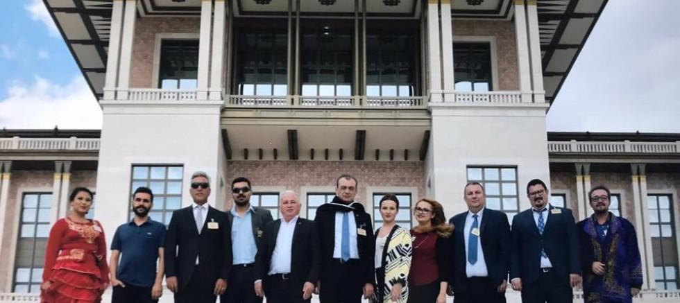 Sakarya'nın Türkiye'nin Kültür Başkenti Olmasını Hedefleniyor