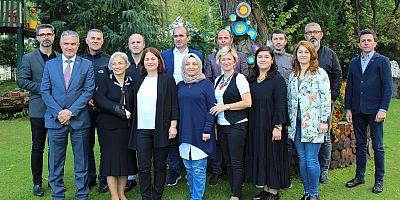 Abhaz-Fed Eğitim Çalıştayı Düzce'de yapıldı.