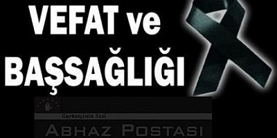 Akudba Vedat Akyurt Vefat Etti.