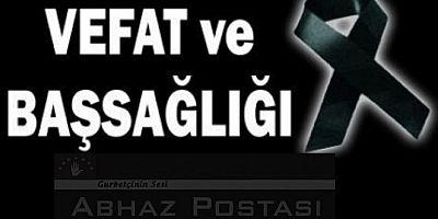 HAFIZ GUCGER CAVİT VEFAT ETTİ