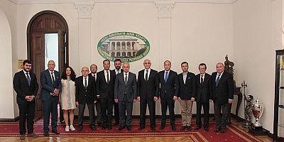 Türkiye'den Abhazya'ya Stratejik Ziyaret