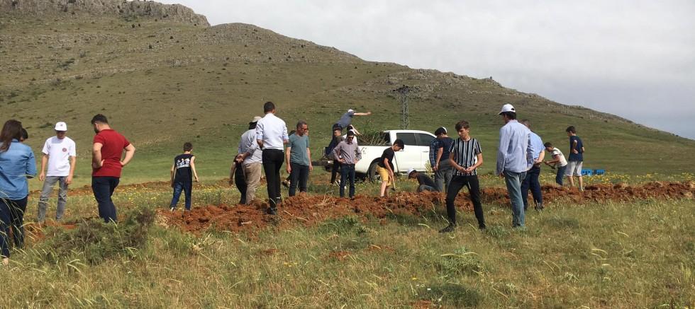 Tufanbeyli Abaza Kültür Derneği Bayramlaşma ve Faaliyetleri Hakkında Bilgilendirme Toplantısı Gerçekleştirdi.