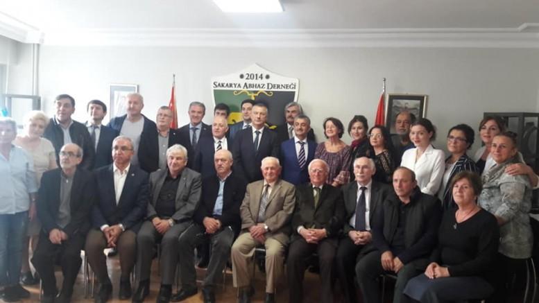 Vadim Harazia: Abhaz Kültürünü diasporamızın yardımı ile kurtarabiliriz.