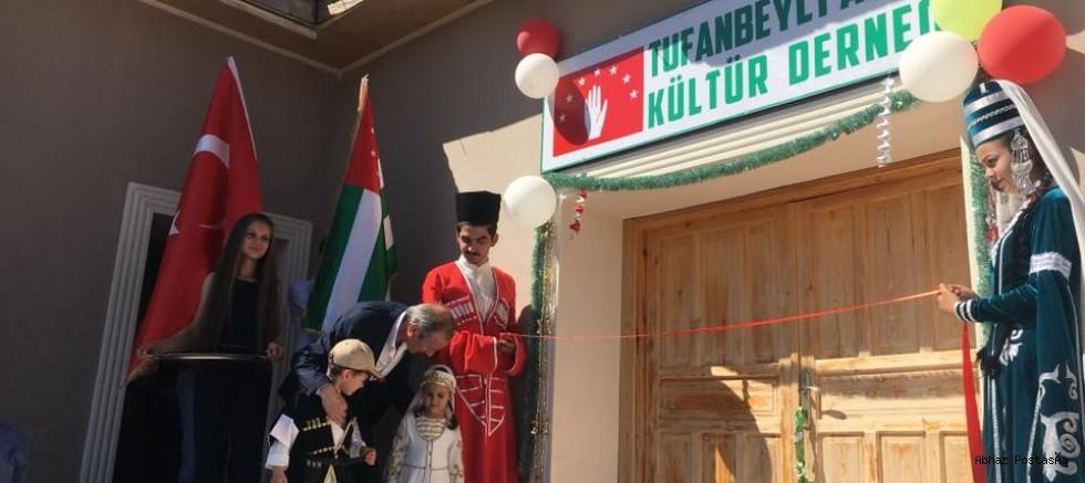 Yılın STK sı Tufanbeyli Abaza Kültür Derneği.